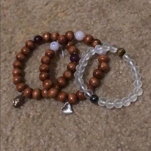 Accessories - Gemstone bracelets